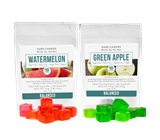 Verdes Balanced Hard Candies - 50mg CBD / 50mg THC